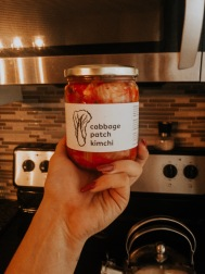 Cabbage Patch Kimchi